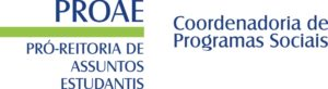 proae_coordenadoria de programas socais